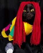 The Nightmare Before Christmas Sally Cat Homemade Costume