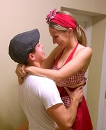Coolest couples Halloween costumes - The Notebook Noah and Allie Couples Costume