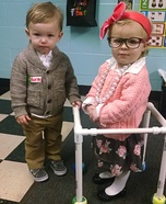 The Notebook: Noah & Allie Homemade Costume
