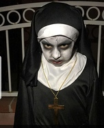 The Nun Homemade Costume