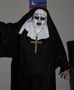 The Nun Homemade Costume