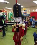 The Nutcracker Homemade Costume