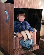 The Outhouse Homemade Costume