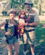 The Outland Zoo Homemade Costume