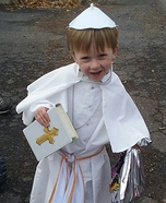 The Pope Homemade Costume