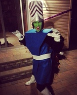 The Powerpuff Girls Mojo Jojo Homemade Costume