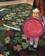 The Prince is slaying a Dragon Homemade Costume