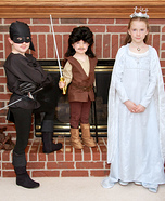 The Princess Bride Homemade Costume