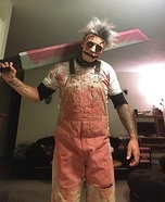 The Purge Slasher Homemade Costume