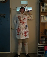 The REAL Cereal Killer Homemade Costume