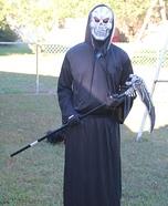 The Reaper Homemade Costume