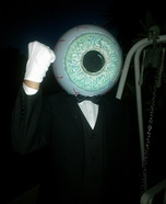 The Residents Homemade Costume