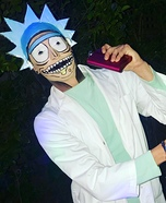The Rickest Rick Homemade Costume