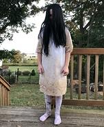 The Ring Samara Homemade Costume