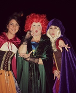 DIY The Sanderson Sisters Costume