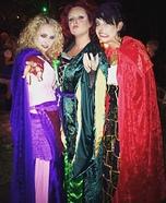 Hocus Pocus Sanderson Sisters Costume
