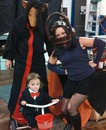 The Saw Family Homemade Costume