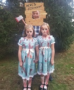 The Shining Movie Family Halloween Costume