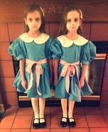 The Shining Twins Costume