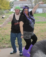 The Situation and Snooki Homemade Costume