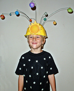 The Solar System Homemade Costume
