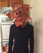 The Stranger Things Demogorgon Homemade Costume