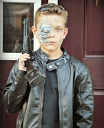 The Terminator Homemade Costume
