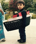 The Titanic and its Victims Homemade Costume