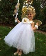 The Tooth Fairy Homemade Costume