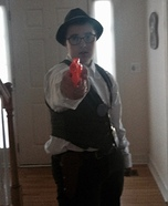 The Untouchables Eliot Ness Homemade Costume