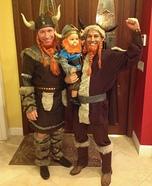The Vikings Homemade Costume