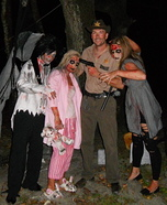 The Walking Dead Costume