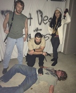 The Walking Dead Homemade Costume