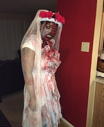 The Walking Dead Bride Homemade Costume