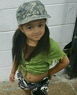 The Walking Dead Rosita Homemade Costume