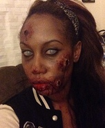 The Walking Dead Zombie Halloween Costume