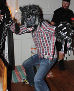 The Werewolf Costume