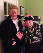Home Alone The Wet Bandits Costume