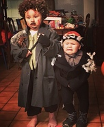 Home Alone The Wet Bandits Homemade Costume