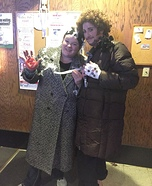 The Wet Bandits - Home Alone Homemade Costume