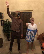 The Whip and the Nae Nae Homemade Costume