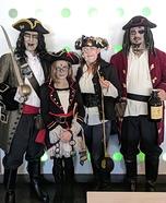 The Whydah Gally Crew Homemade Costume