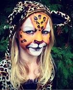 The Wild Leopard Homemade Costume