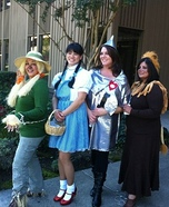 The Wizard of Oz Group Costume