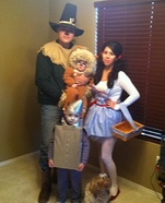 Creative The Wizard of Oz Family Costume