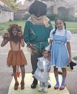 The Wizard of Oz Of Texas Homemade Costume