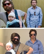 The Wolfpack Homemade Costume