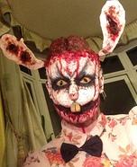 The Zombie Rabbit Homemade Costume