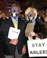 They Live Aliens Homemade Costume
