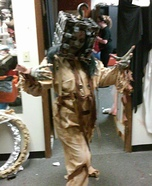 Thirteen Ghosts Jackal Homemade Costume
